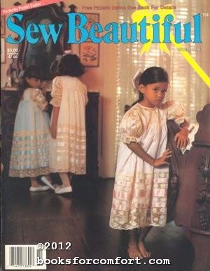 Sew Beautiful Holiday 1996